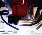 Air Induction kit for Civic Type R
